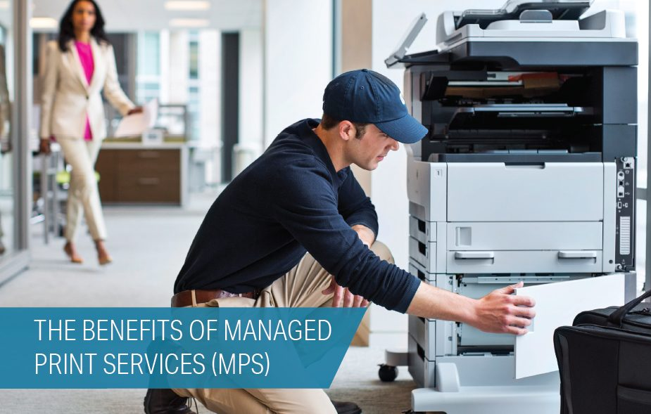 managed print white paper