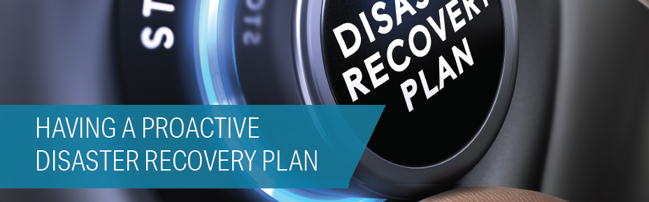 Disaster Recovery White Paper